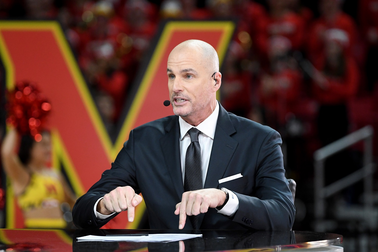 ESPN analyst Jay Bilas' criticism of Syracuse coach Jim Boeheim was unfair because it associated him with a racial issue.