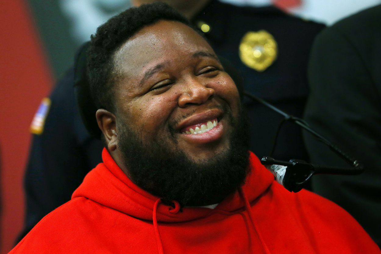 Eric LeGrand Miraculously Recovered From a Life-Threatening Injury at Rutgers to Start His Own Coffee Franchise