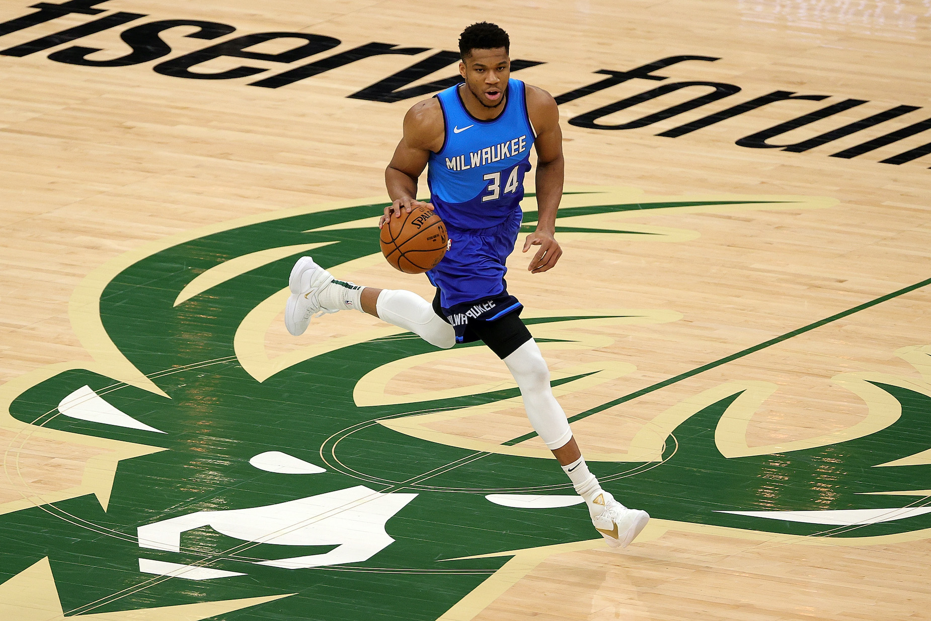 Milwaukee Bucks star Giannis Antetokoumpo has earned a massive contract with his on-court skills.