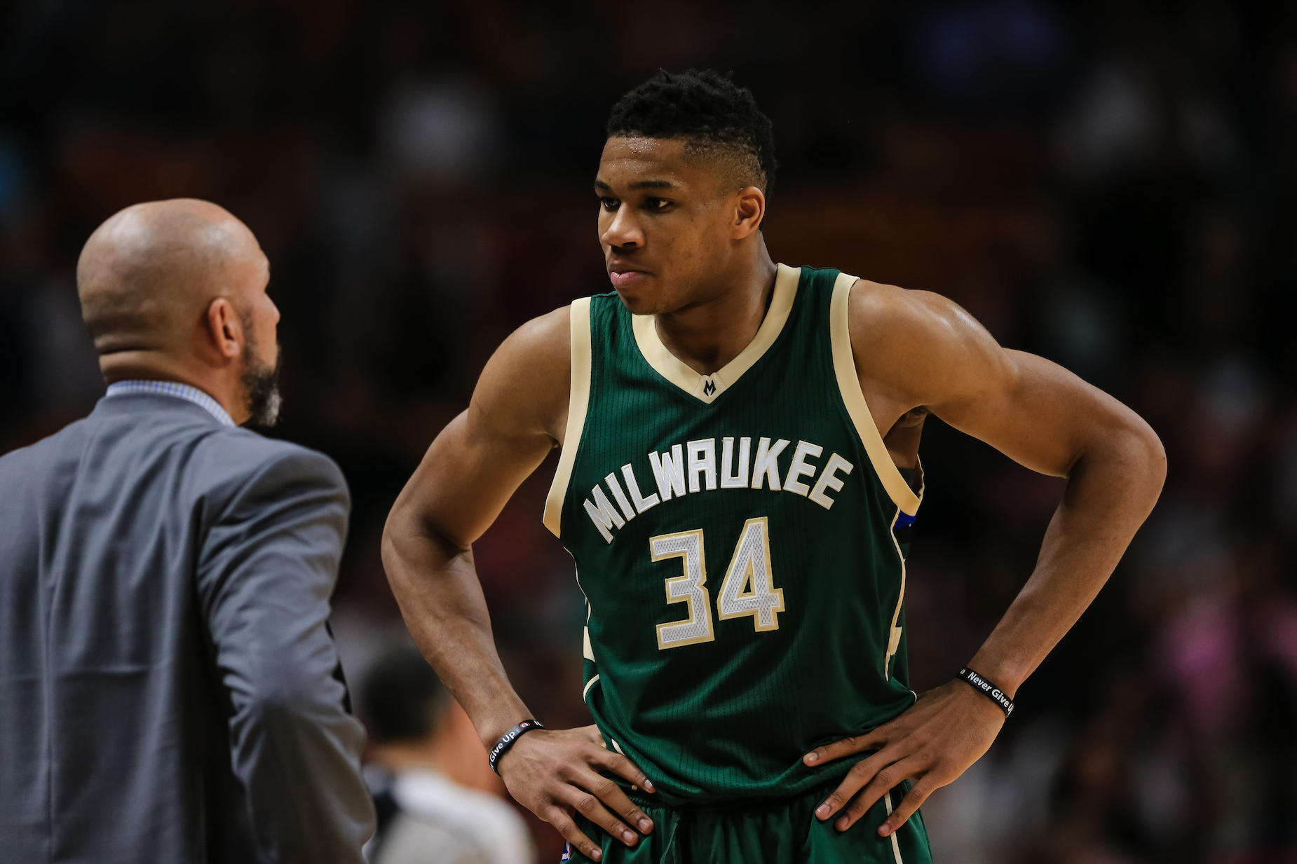 Bucks star Giannis Antetokounmpo learned a lesson about NBA history after being benched by Jason Kidd.