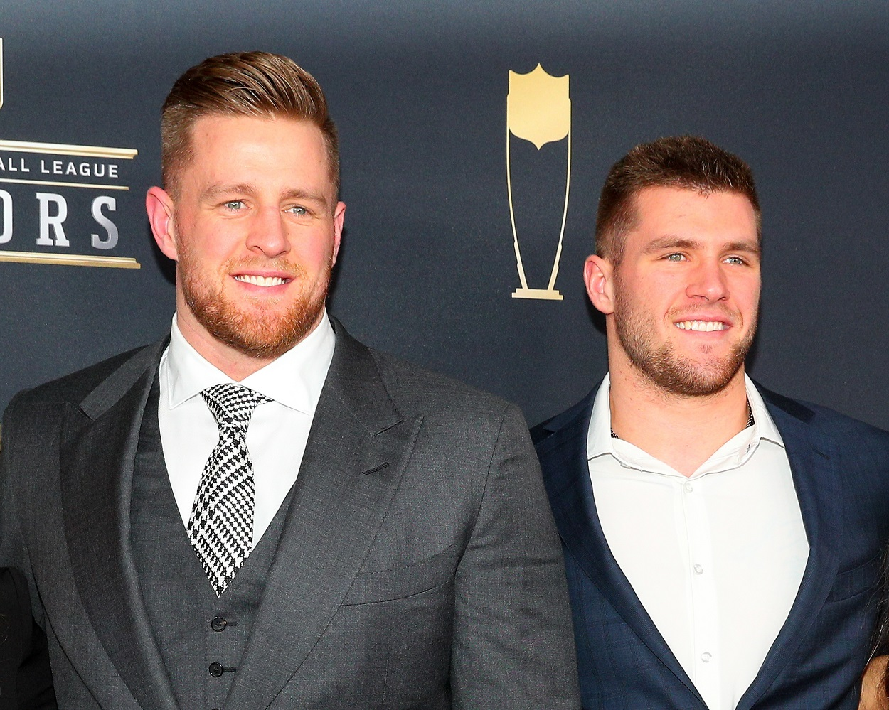 T.J. Watt Hilariously Channels Dwayne 'The Rock' Johnson to Recruit J.J. Watt to the Pittsburgh Steelers
