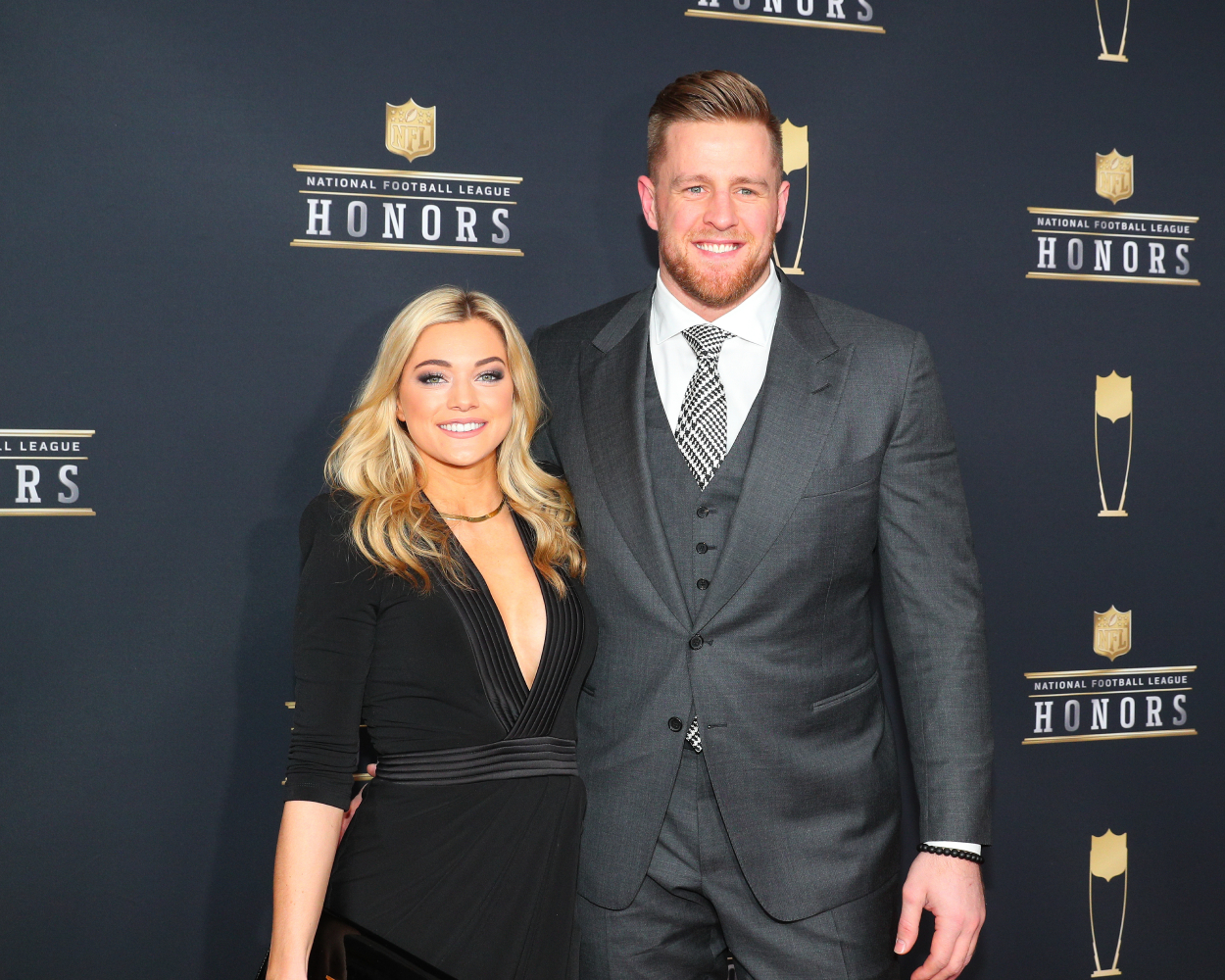 J.J. Watt May Be Headed to an NFC Playoff Team if His Wife Has Any Say
