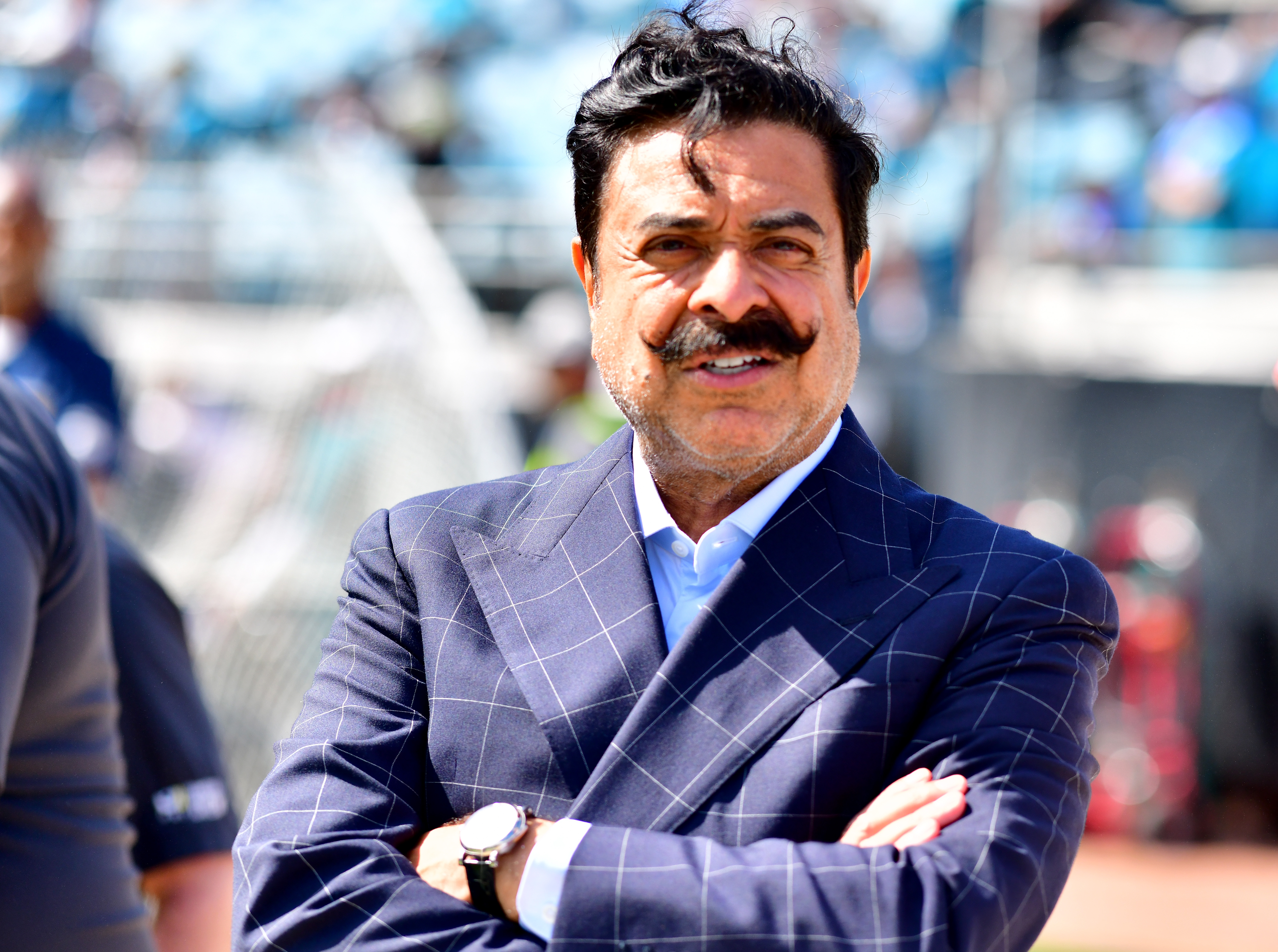Jaguars Owner Shahid Khan's $200 Million Superyacht Can Host 270 Guests for a Party