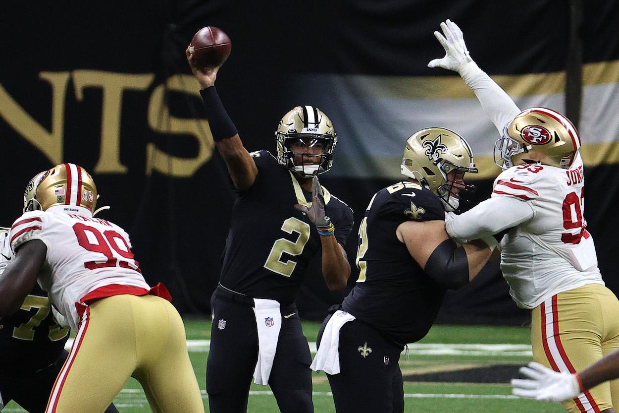 Sean Payton wants Jameis Winston back with New Orleans Saints