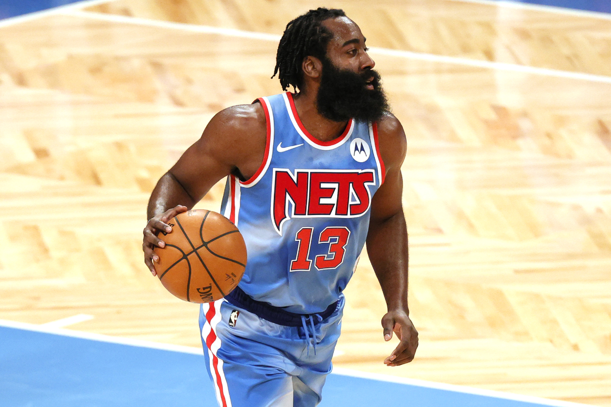 James Harden got exactly what he wanted: he's on the Nets. However, his selfishness also helped a random team -- the Cleveland Cavaliers.
