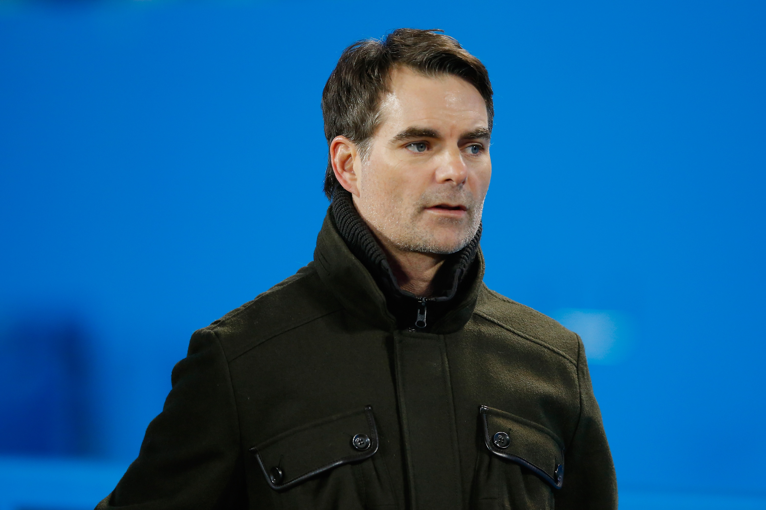 Jeff Gordon would not have been able to be a Peyton Manning or John Elway.