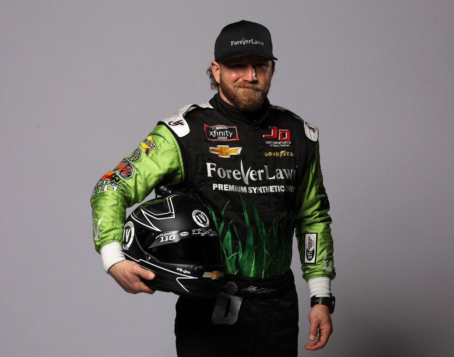 The Dale Earnhardt Magic Hasn't Trickled Down To Jeffrey Earnhardt