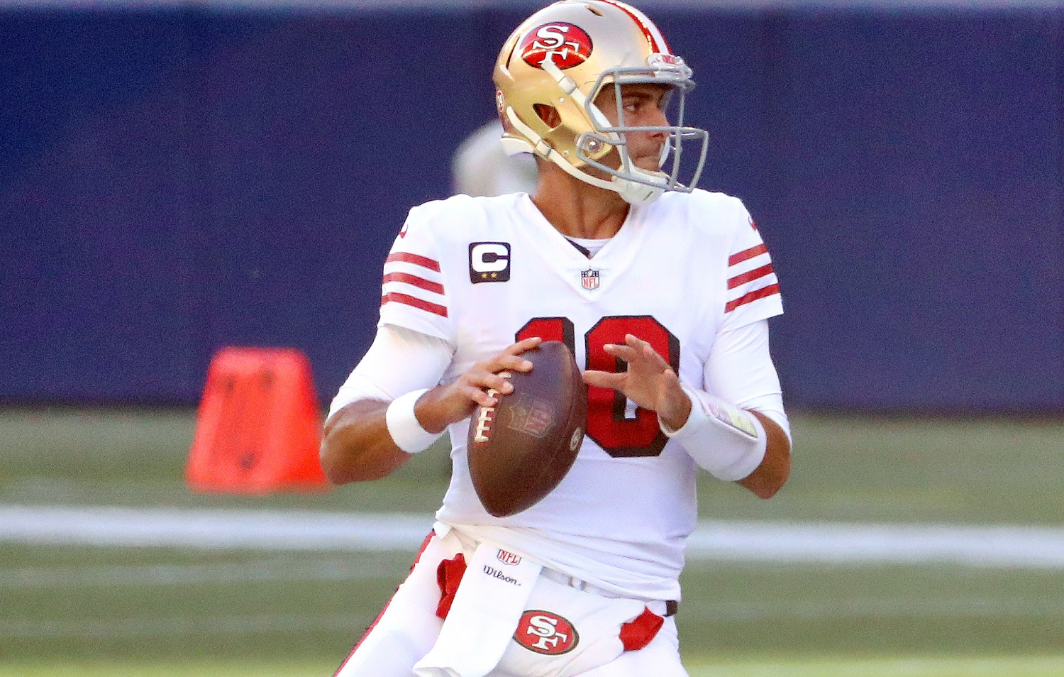 Jimmy Garoppolo Earns a Vote of Confidence of Sorts From the 49ers