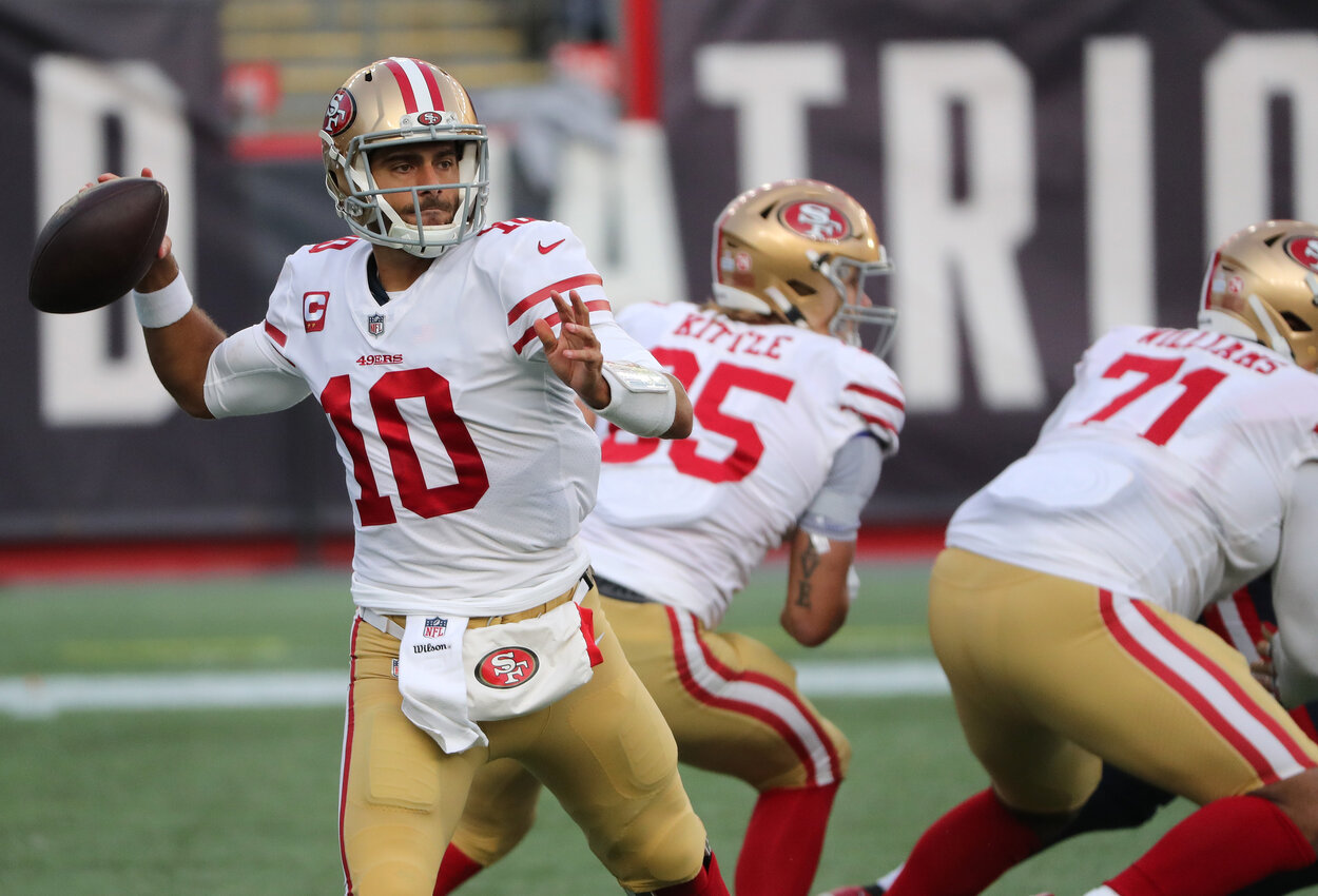 Jimmy Garoppolo Should Be Deeply Concerned About the 49ers' Latest Move