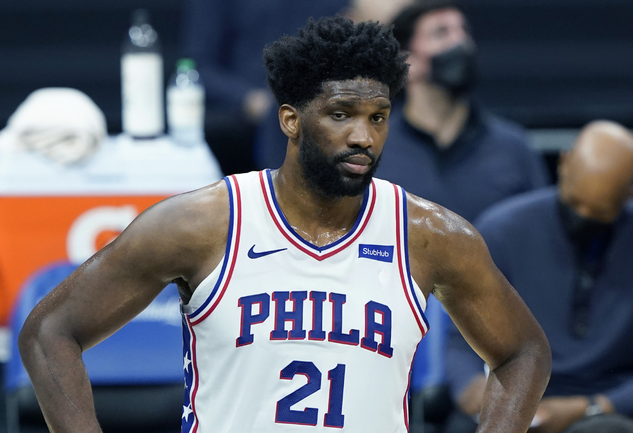 1 Simple Change Has Turned Joel Embiid Into an NBA MVP Candidate