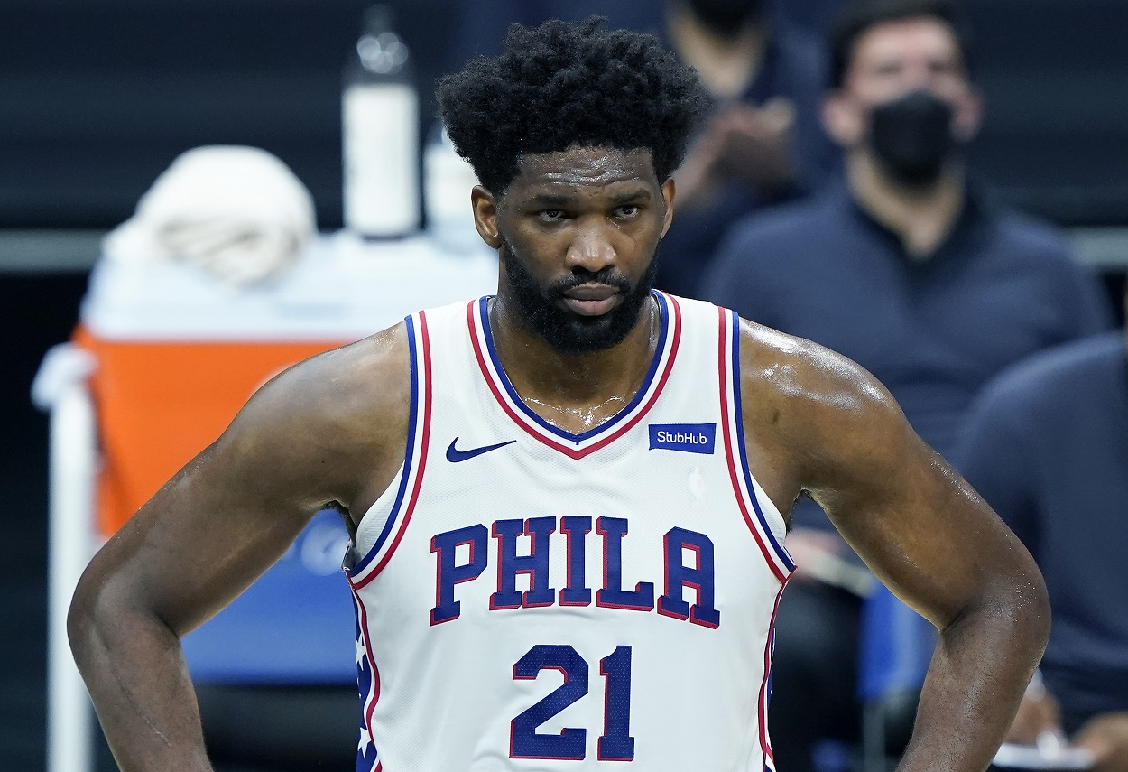 Philadelphia 76ers Star Joel Embiid Is Putting Himself in Position to Join an Exclusive Club That Includes Only Hall of Famers
