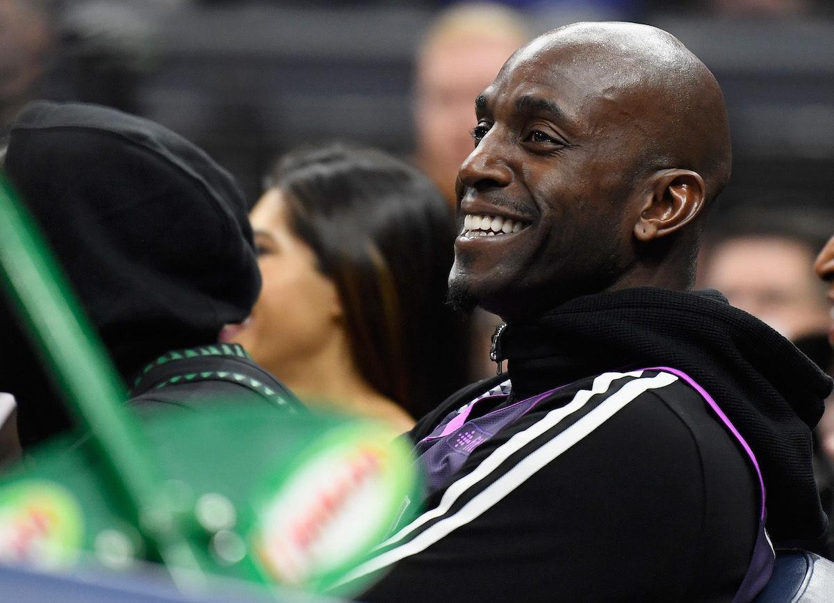 Kevin Garnett Makes a Brutal Statement About His Generation of NBA Players