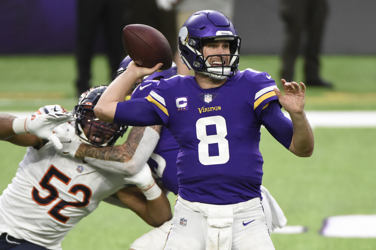 Kirk Cousins Recently Received Exciting News About His Future With the Vikings