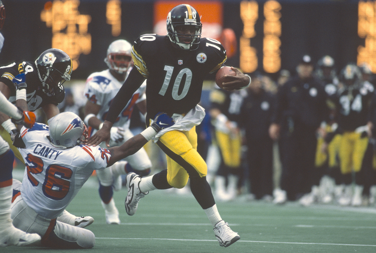 Kordell Stewart Opens up About Devastating 1998 Rumor and Reveals How It Started
