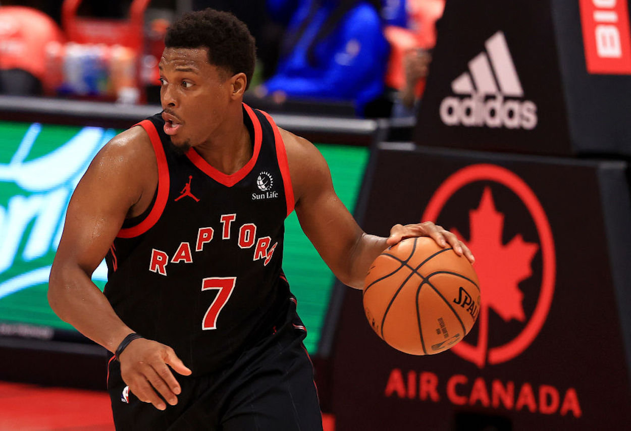 The Toronto Raptors Could Soon Be Saying Goodbye to Their $30 Million All-Star