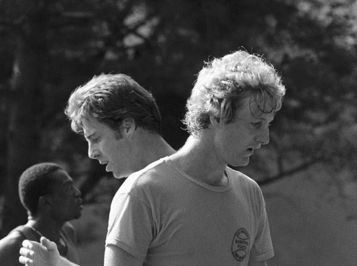 Larry Bird Doubted Himself as an NBA Rookie but Things Quickly Changed