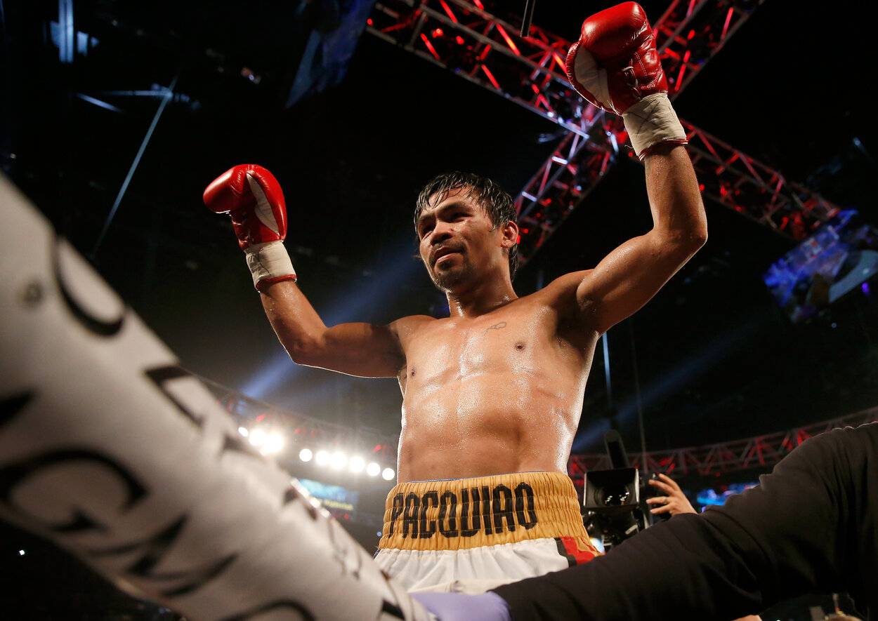 Boxing Legend Manny Pacquiao Abandoned Womanizing, Drinking, and Gambling to Focus on Religion
