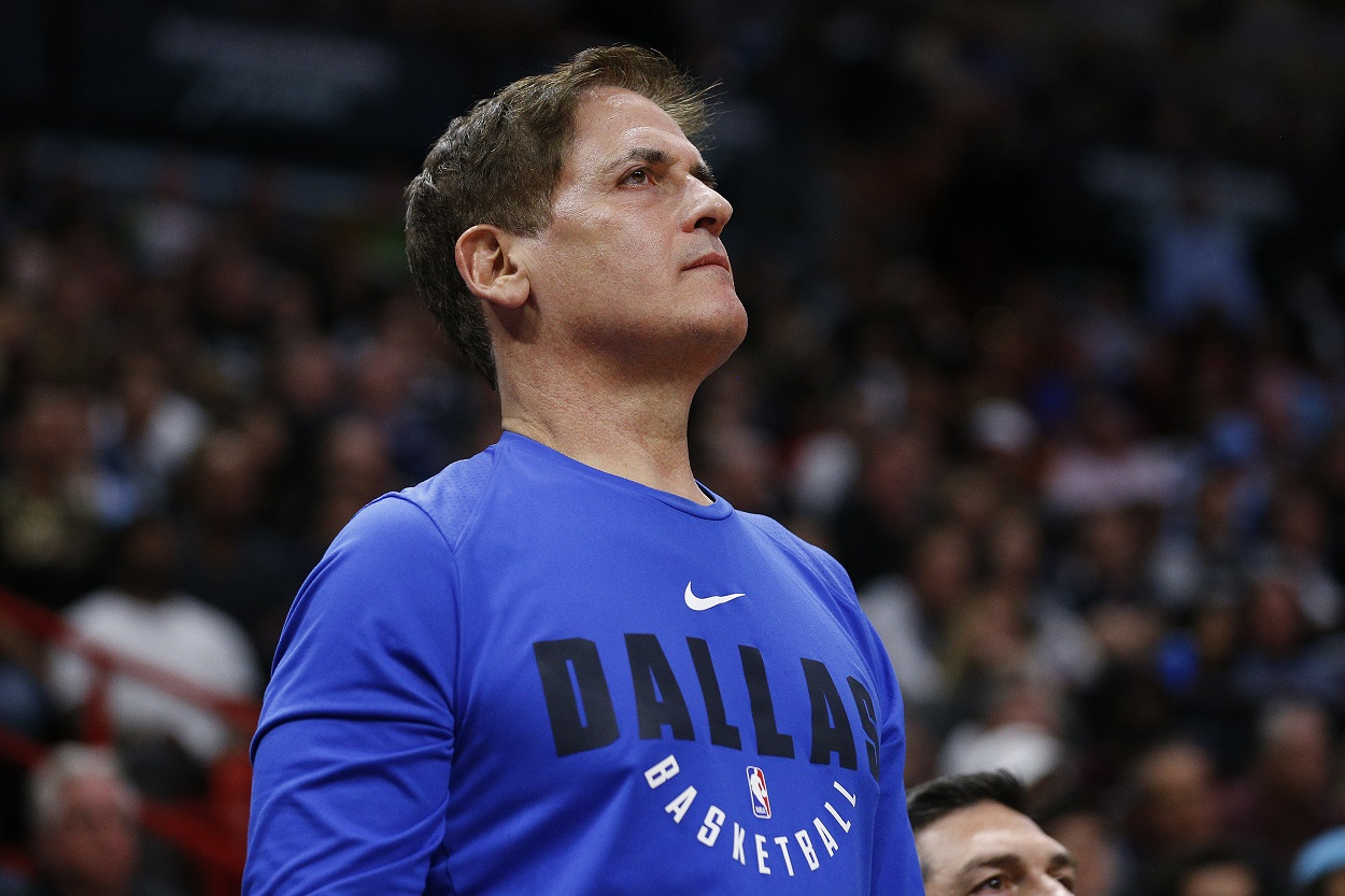 It Took 2 Months for People To Discover the Dallas Mavericks Aren't Playing the National Anthem and Mark Cuban Is Under Fire