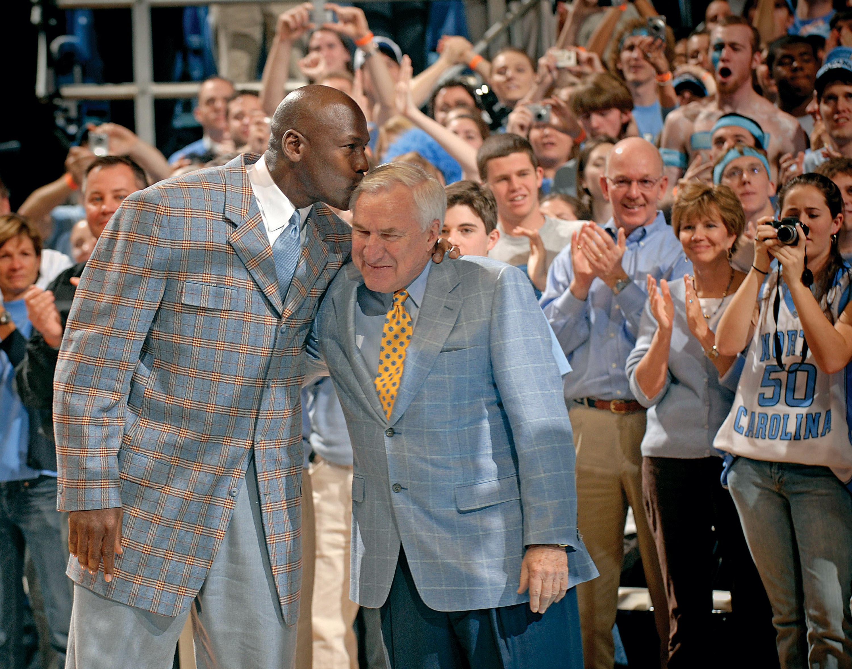 Michael Jordan Got More Pleasure Playing for North Carolina Than He Ever Did in the NBA