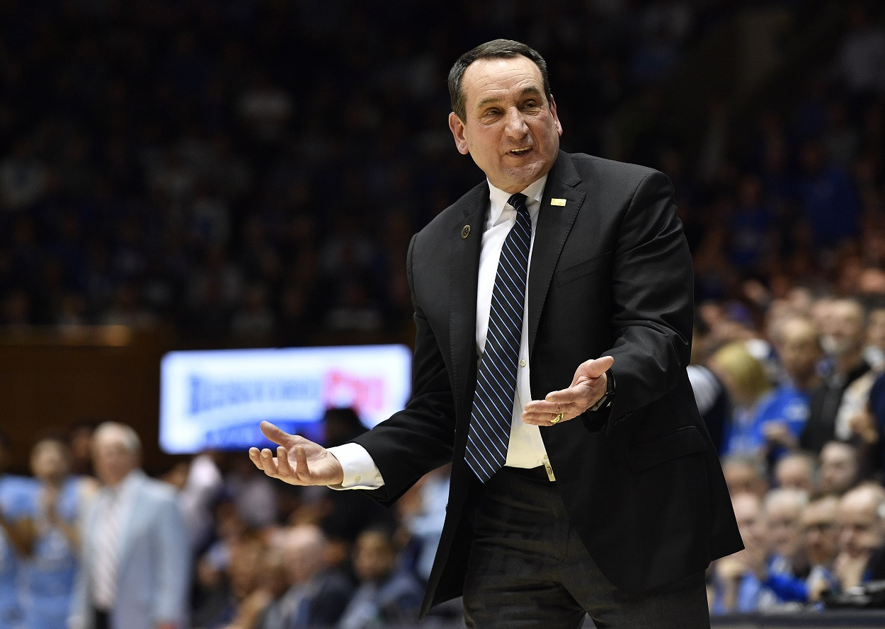 When Was the Last Time the Duke Blue Devils Missed the NCAA Tournament?
