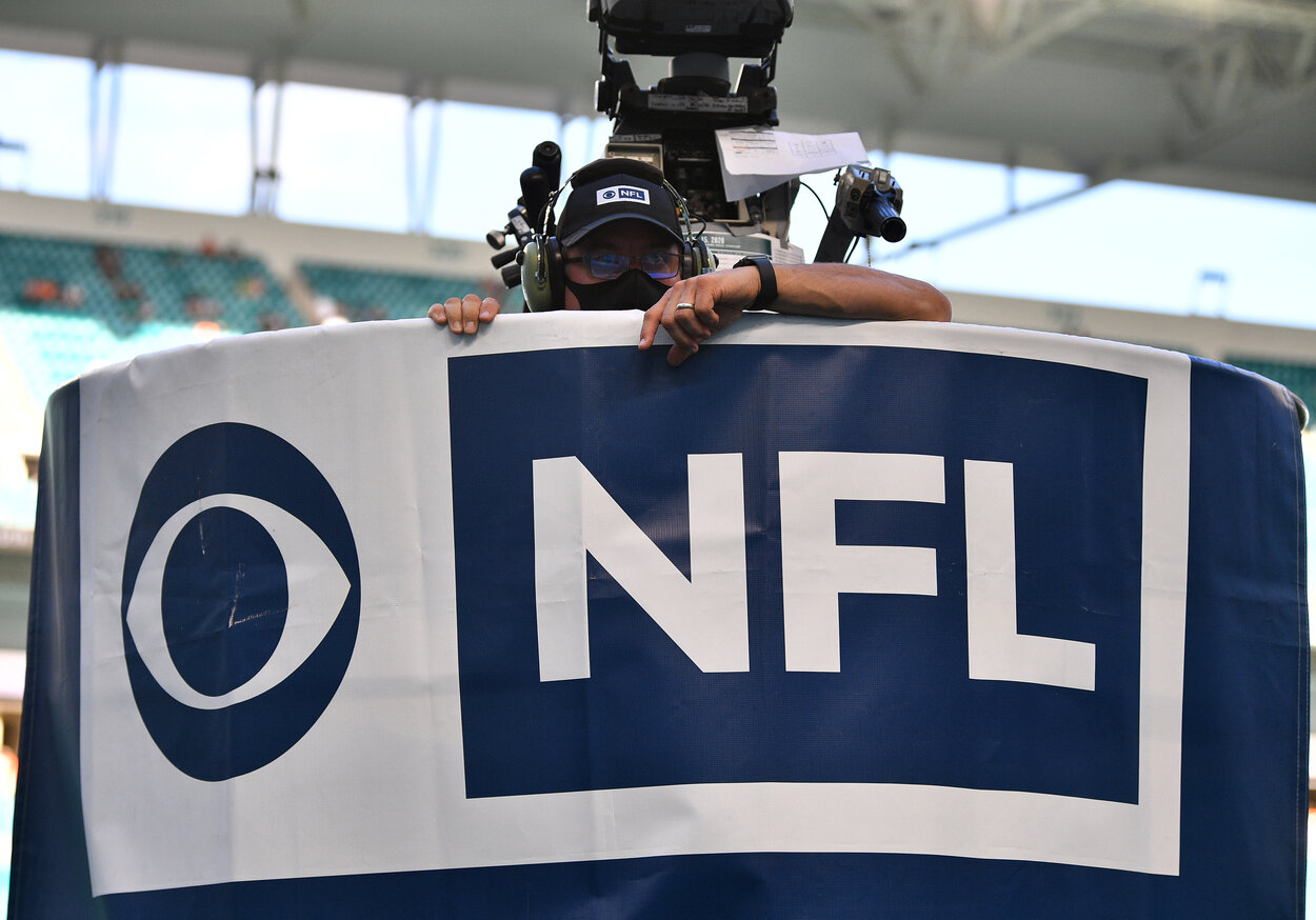 Jim Nantz and Tony Romo Have Found a New Place to Call NFL Games in 2021