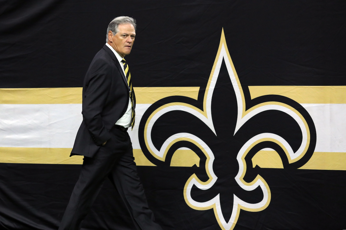 The New Orleans Saints have one of the most serious cap situations in the NFL but still are in win-now mode.