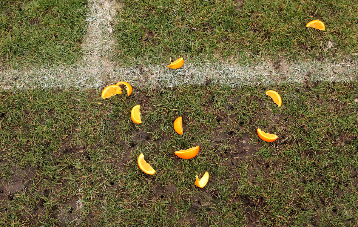 Why Players May Spend Halftime of the Super Bowl Munching on Orange Slices
