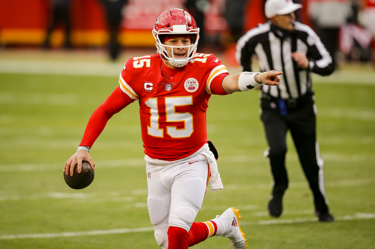 Patrick Mahomes might have to rely on his legs more than usual in Super Bowl 55 while battling a nagging injury.