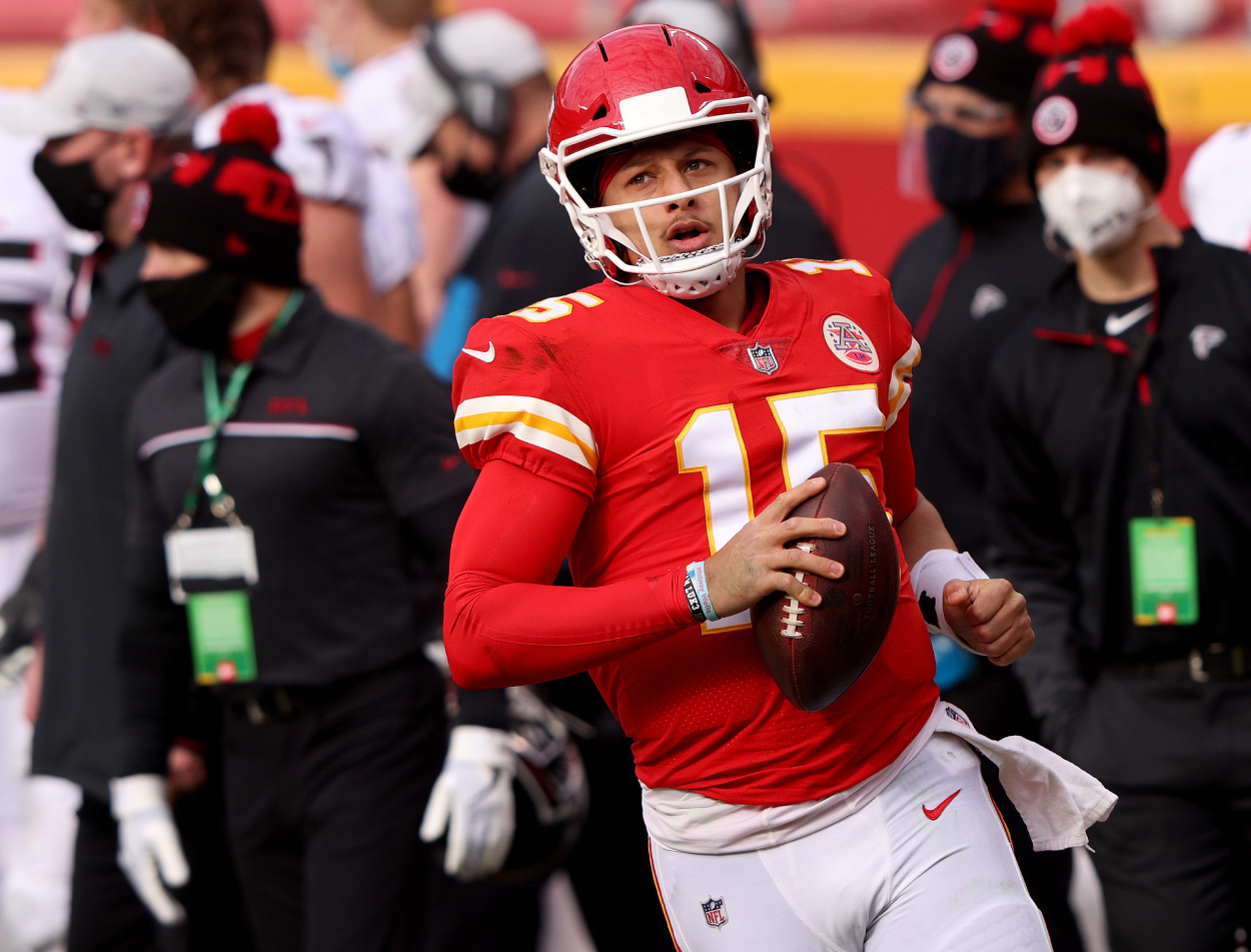 Patrick Mahomes has many good memories at Arrowhead Stadium. However, he has one awful one, as Brittany Matthews' stepdad sadly died there.