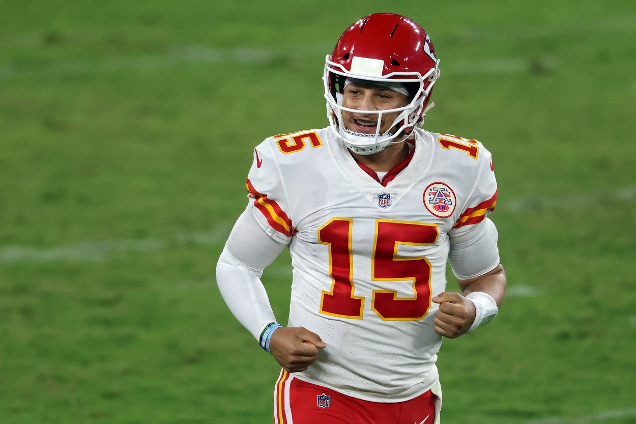 Patrick Mahomes Brittany Matthews life-changing announcement