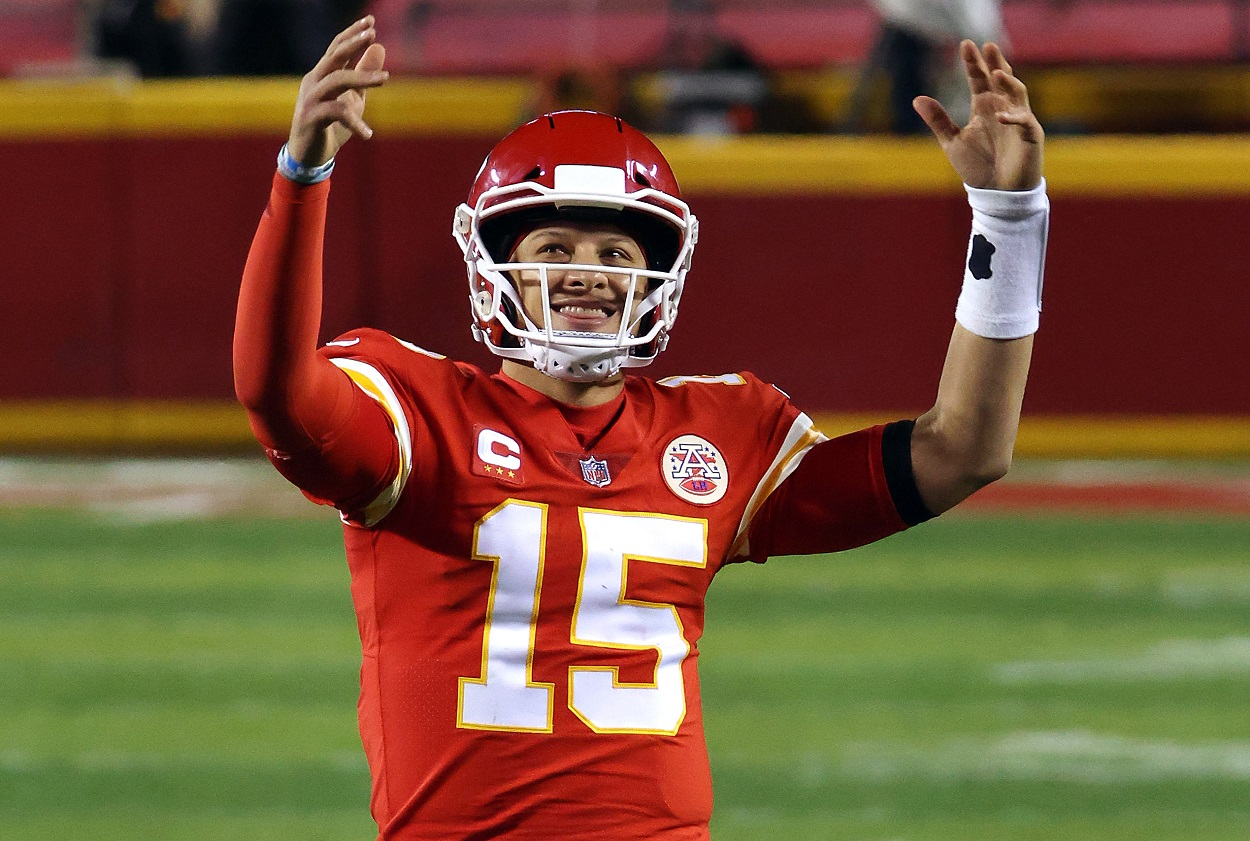 Patrick Mahomes Kansas City Chiefs $5.3 million gift Super Bowl 55