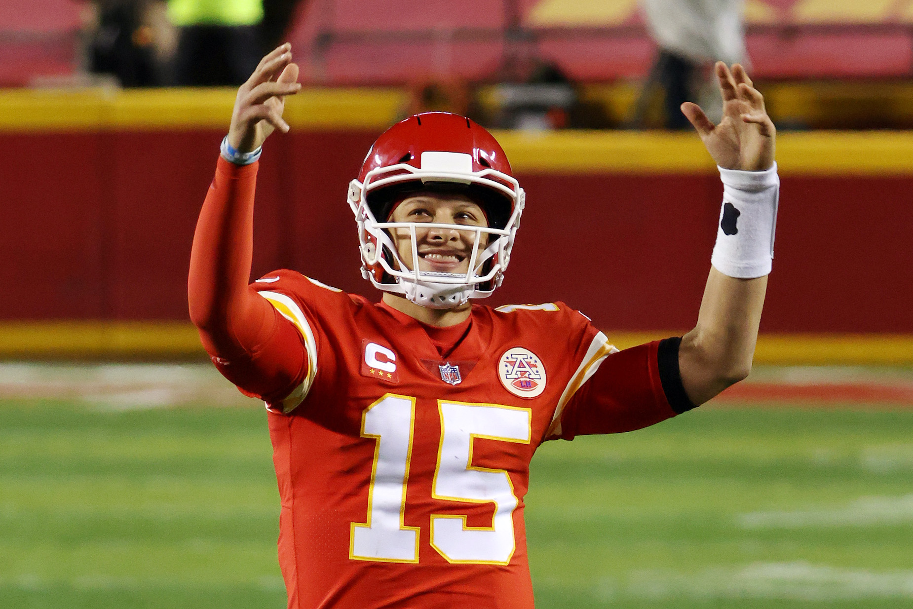 Patrick Mahomes might have found himself ineligible for the Super Bowl, if not for the Kansas City Chiefs' quick thinking.