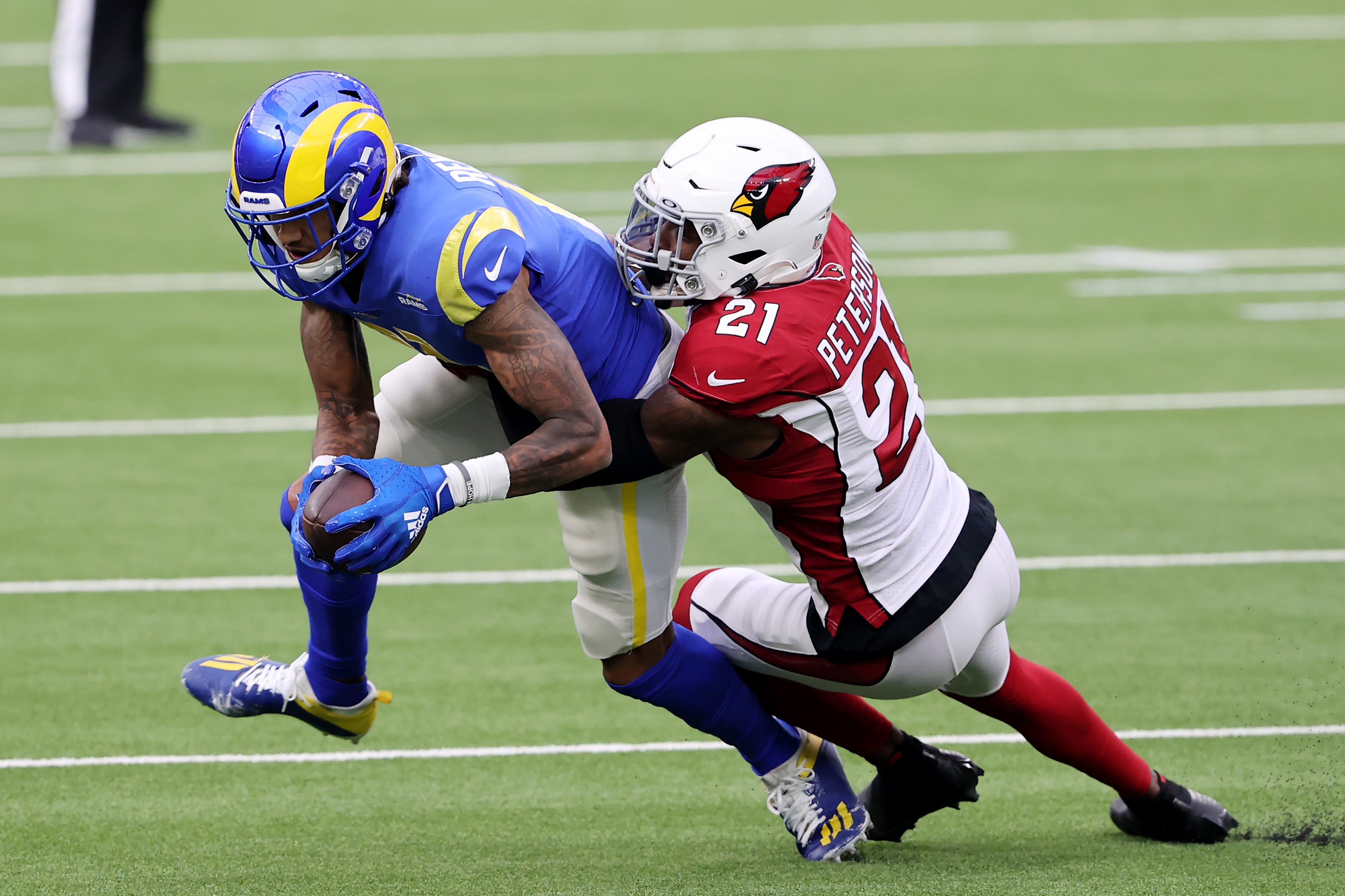 Patrick Peterson may have played his last game as a member of the Arizona Cardinals.