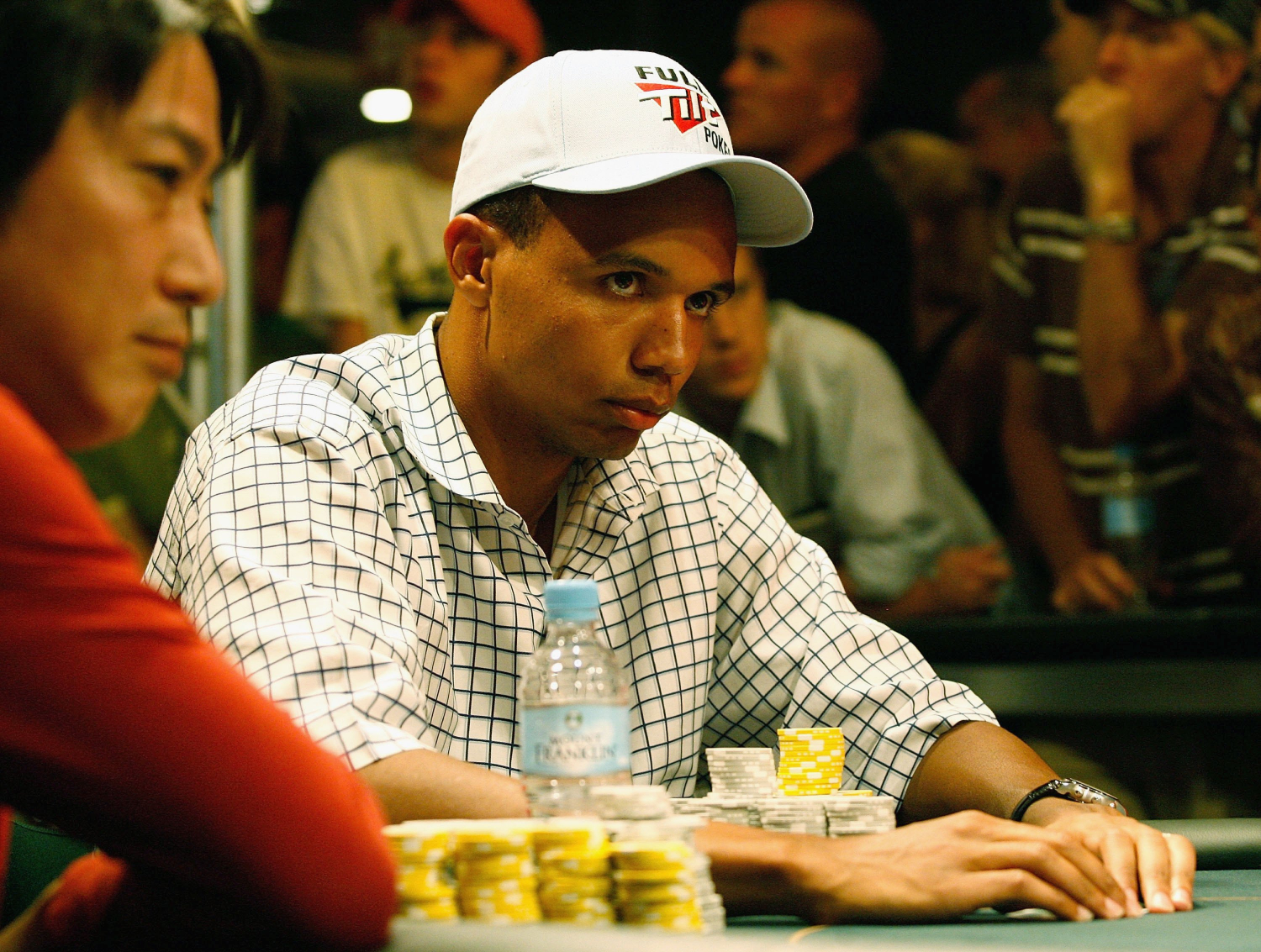 Phil Ivey Was So Obsessed With Poker He Used to Break the Law Just to Play