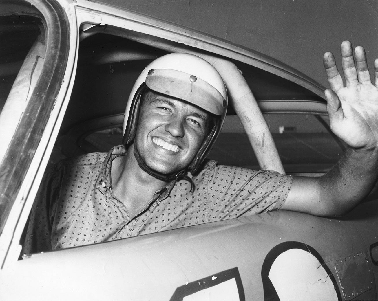 Seven-time NASCAR Cup Series champion Richard Petty