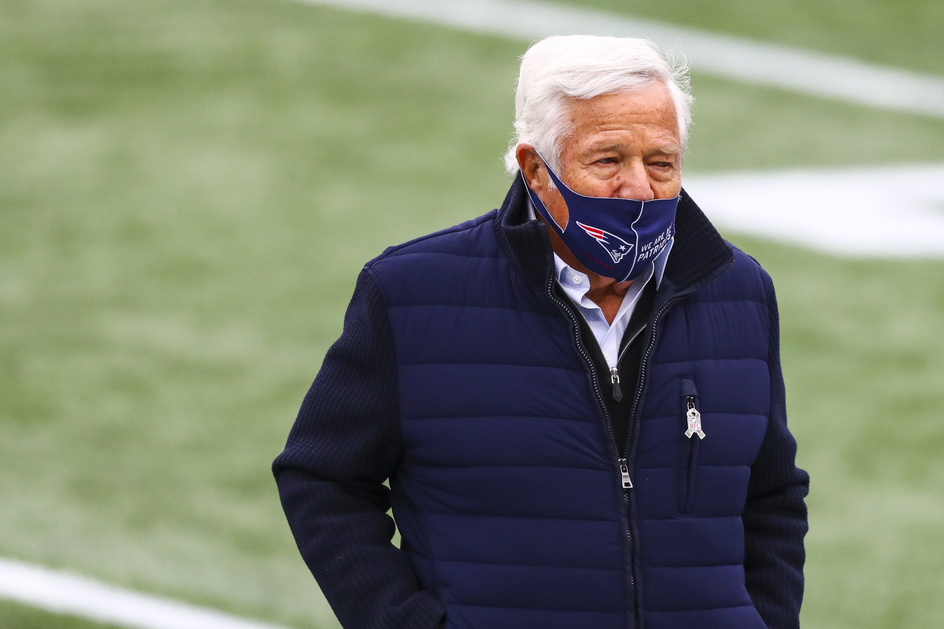 Robert Kraft's recent comments may rile up some Patriots fans.