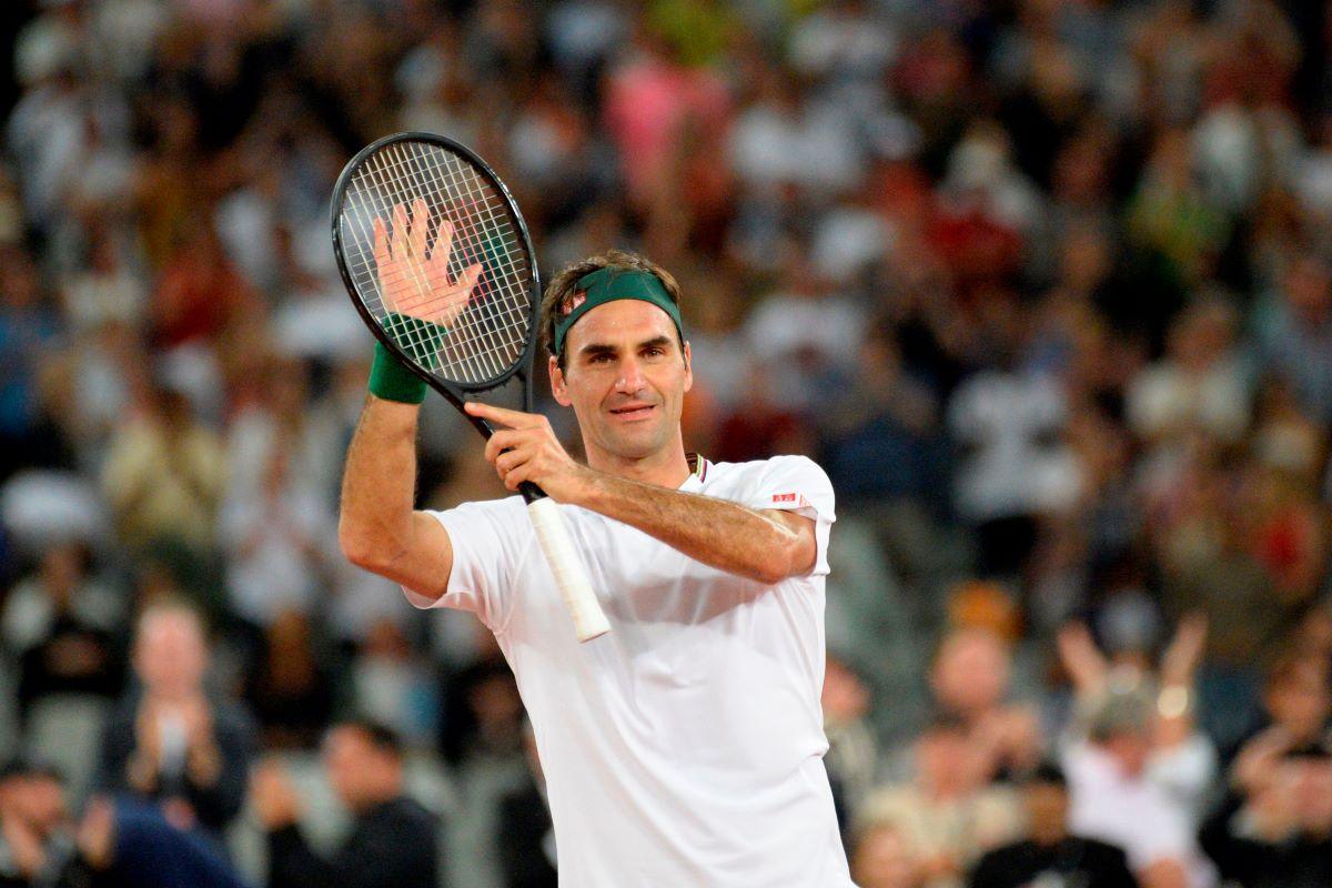 Roger Federer, tennis
