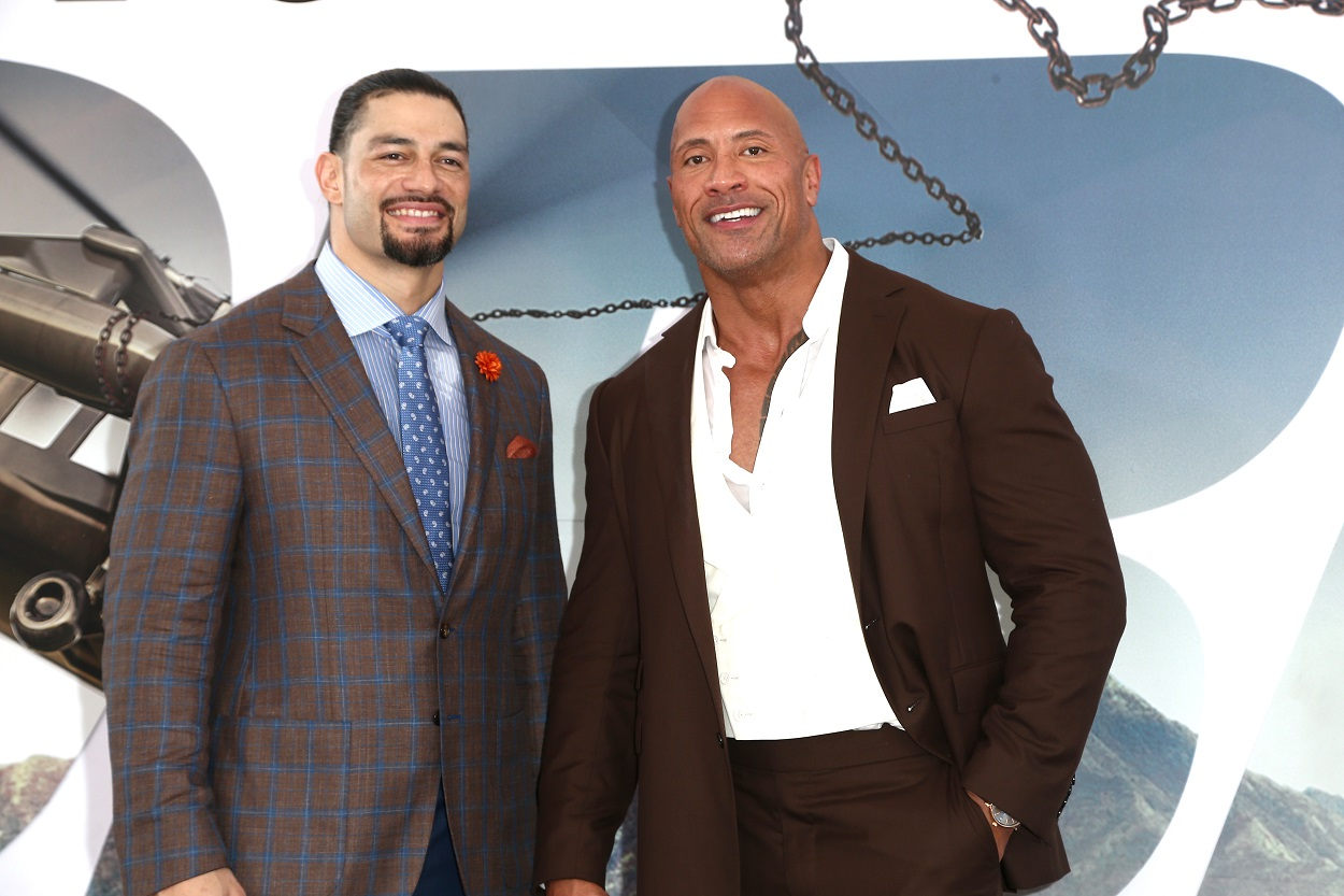 Which WWE Star Had the Better Football Career, Dwayne 'The Rock' Johnson or Roman Reigns?