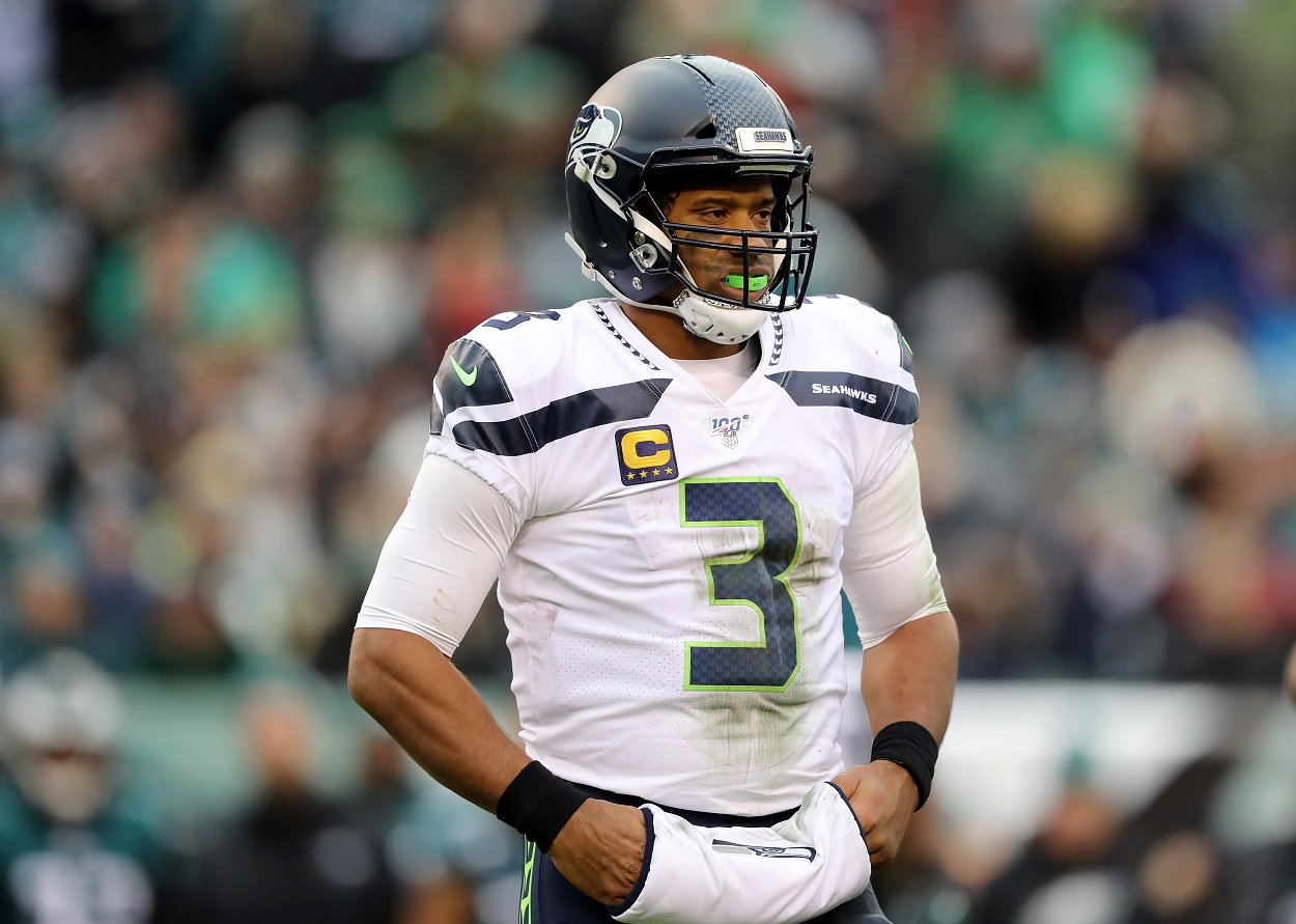 Russell Wilson Seattle Seahawks trade wishlist