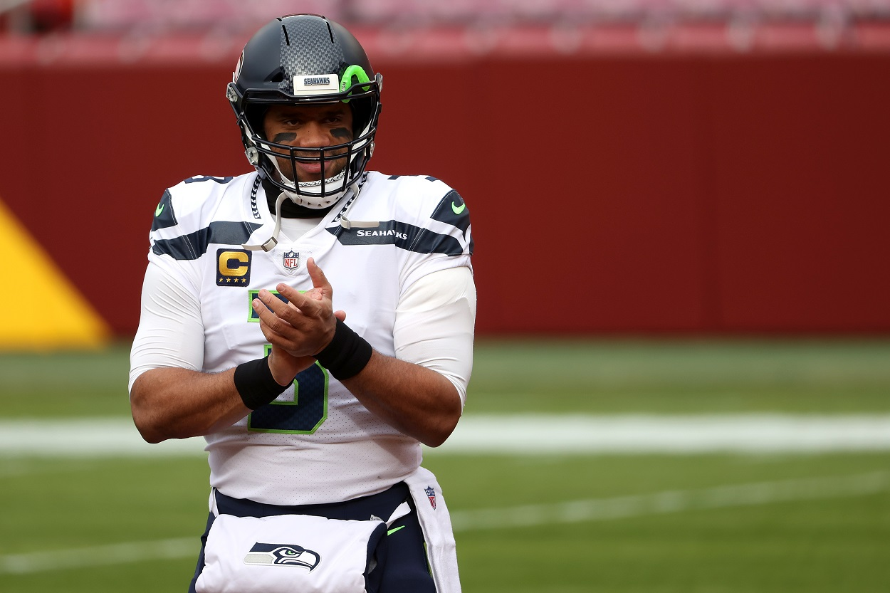 Seattle Seahawks crystal clear Russell Wilson what they think of him