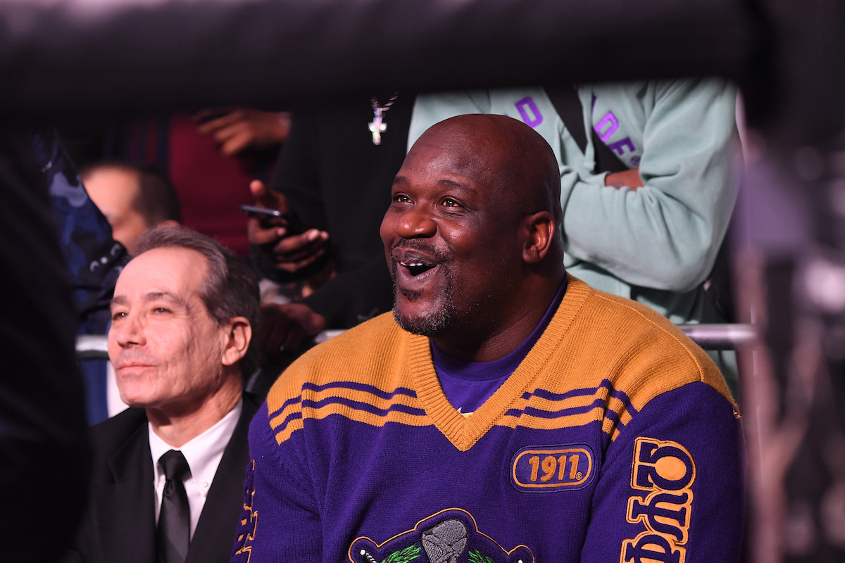 Shaquille O'Neal has invested in many companies during and after his NBA career. His next one is probably the most brutal of them all.