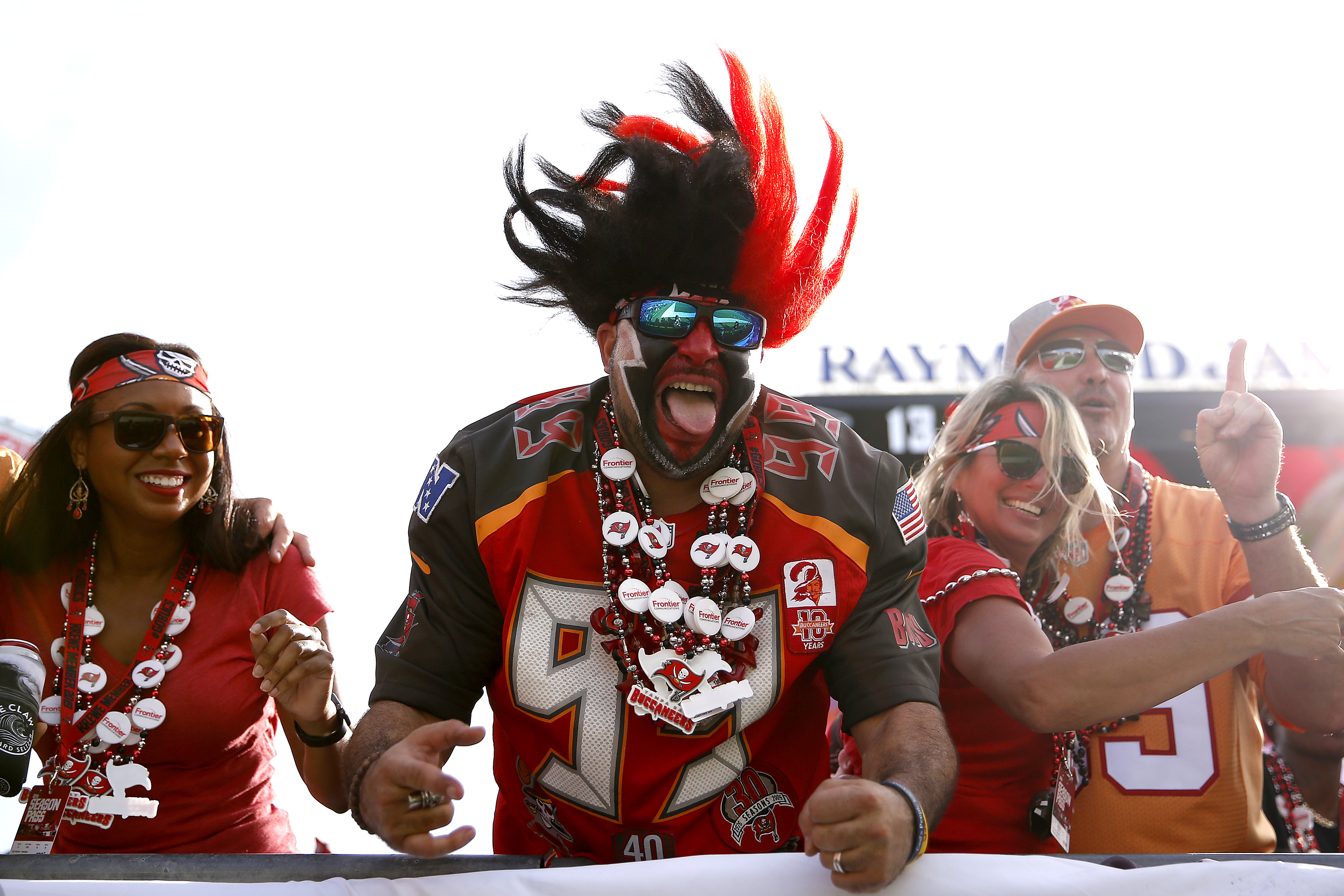 Bucs Fans Are Posting the Sweetest Videos Celebrating Tampa Bay's Super Bowl Appearance