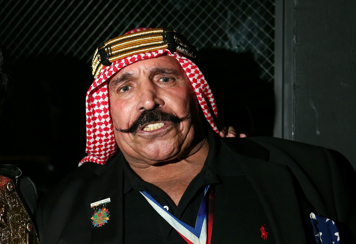 WWE Hall of Famer The Iron Sheik