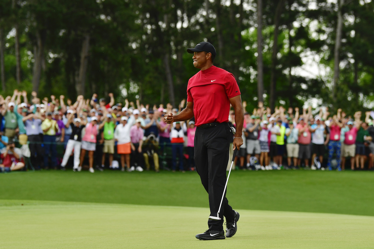 Tiger Woods Receives Moving Tribute From Rory McIlroy and Other Top PGA Tour Players in Final Round of WGC-Workday Championship