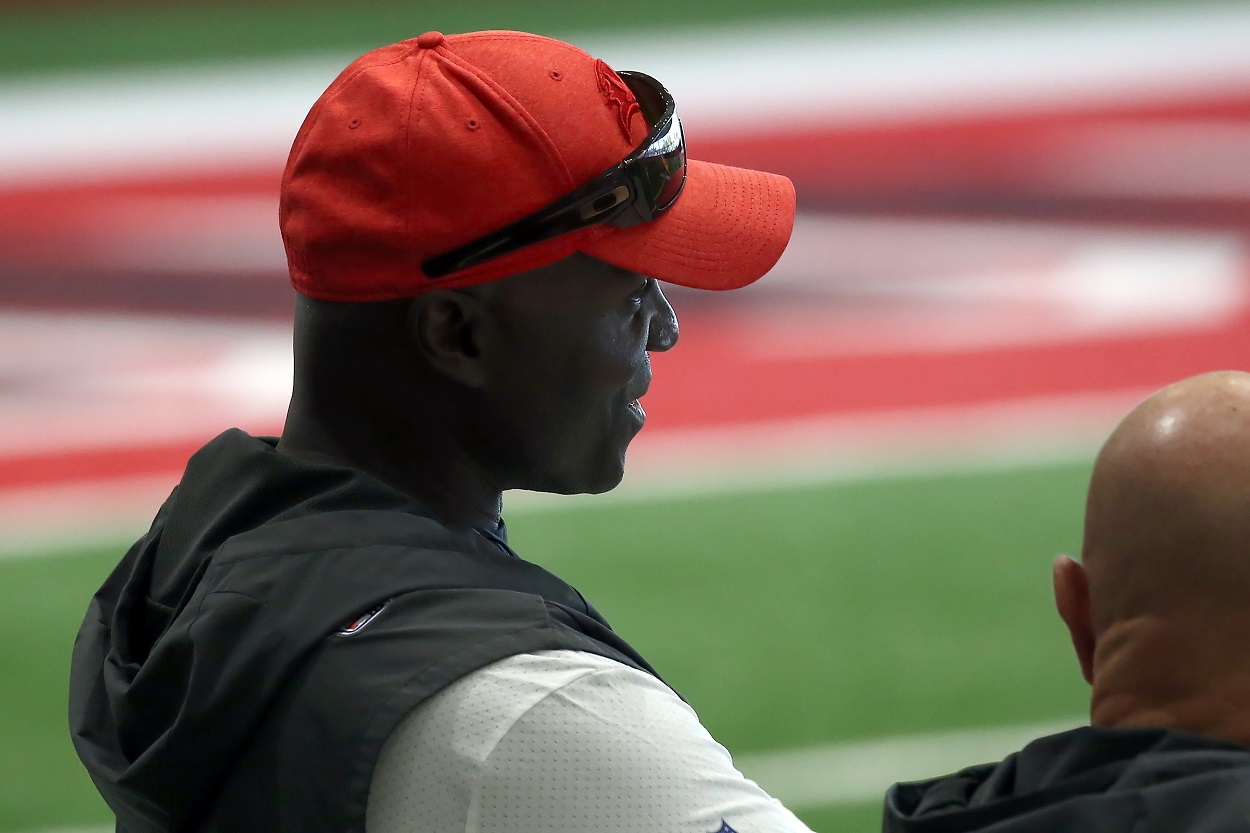 Todd Bowles Tampa Bay Buccaneers