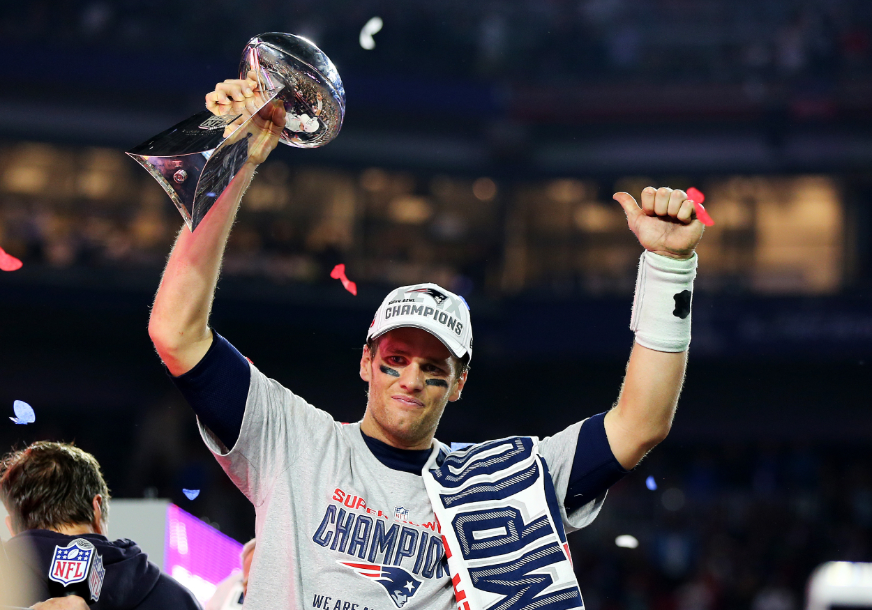 Tom Brady seems to play in the Super Bowl almost every season. So, how many times has Tom Brady won Super Bowl MVP in his career?
