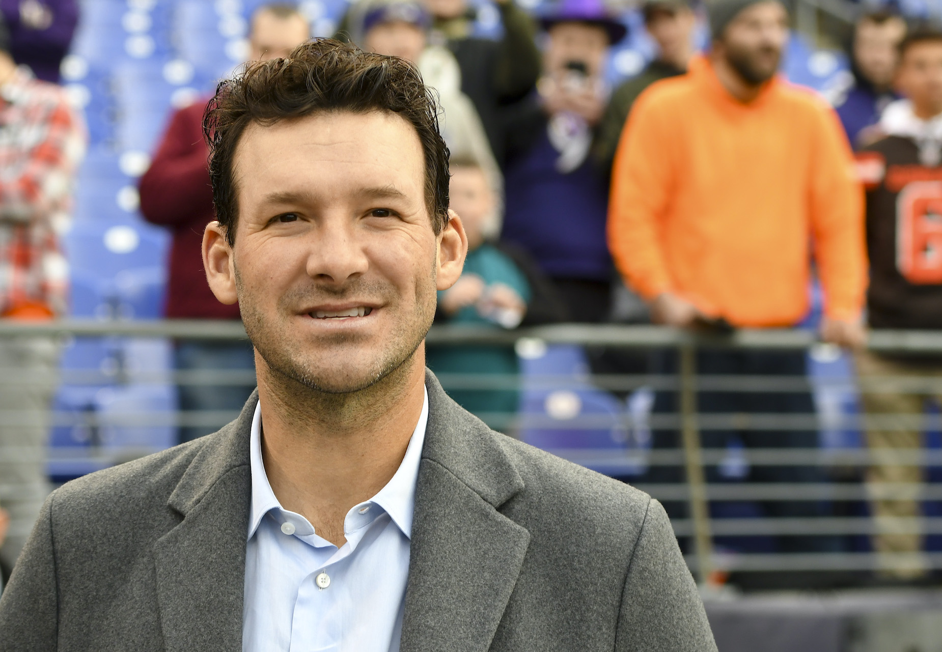 Tony Romo Revealed That He Changed a Signature Part of His Broadcasting Skill Set During the 2020 NFL Season