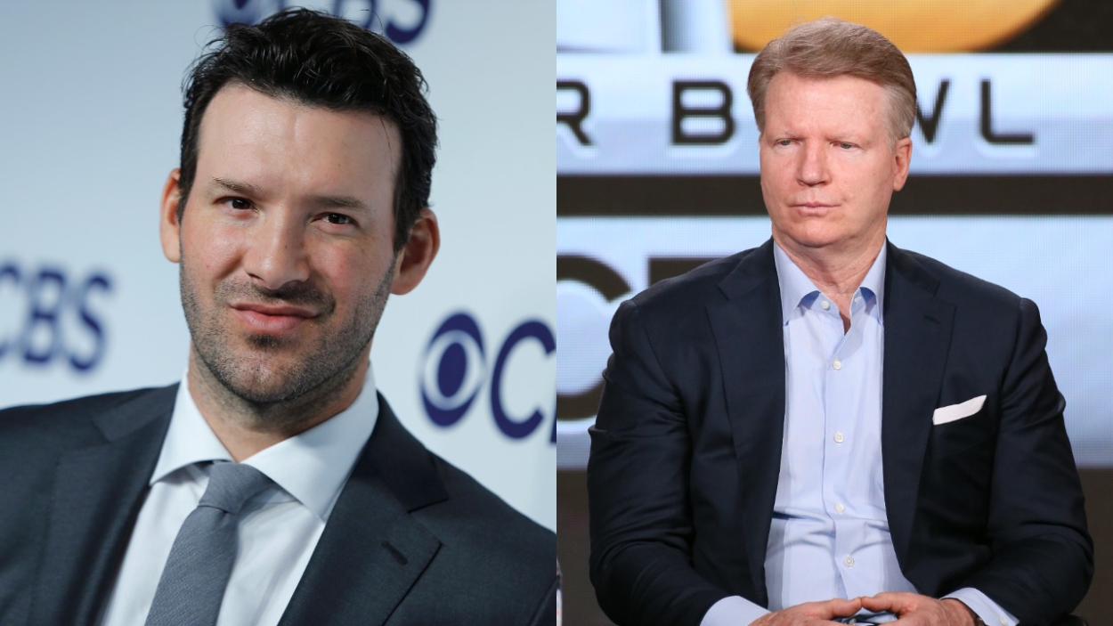 Tony Romo has been very successful on CBS. However, his move to the network following his Cowboys career ultimately hurt Phil Simms' pride.