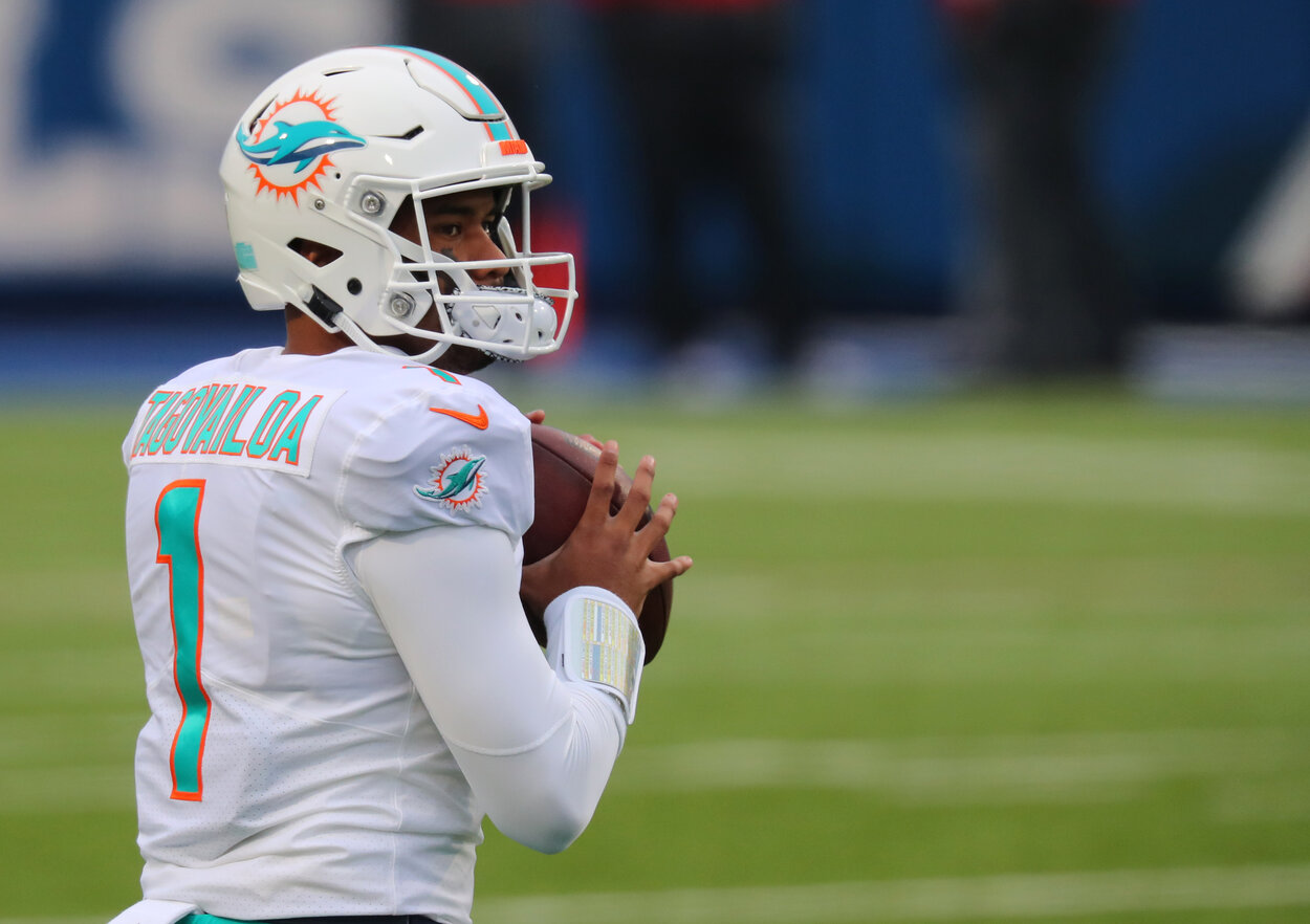As his name is floated in trade rumors, Miami Dolphins quarterback Tua Tagovailoa just made a conceerning admission about his future in Florida.
