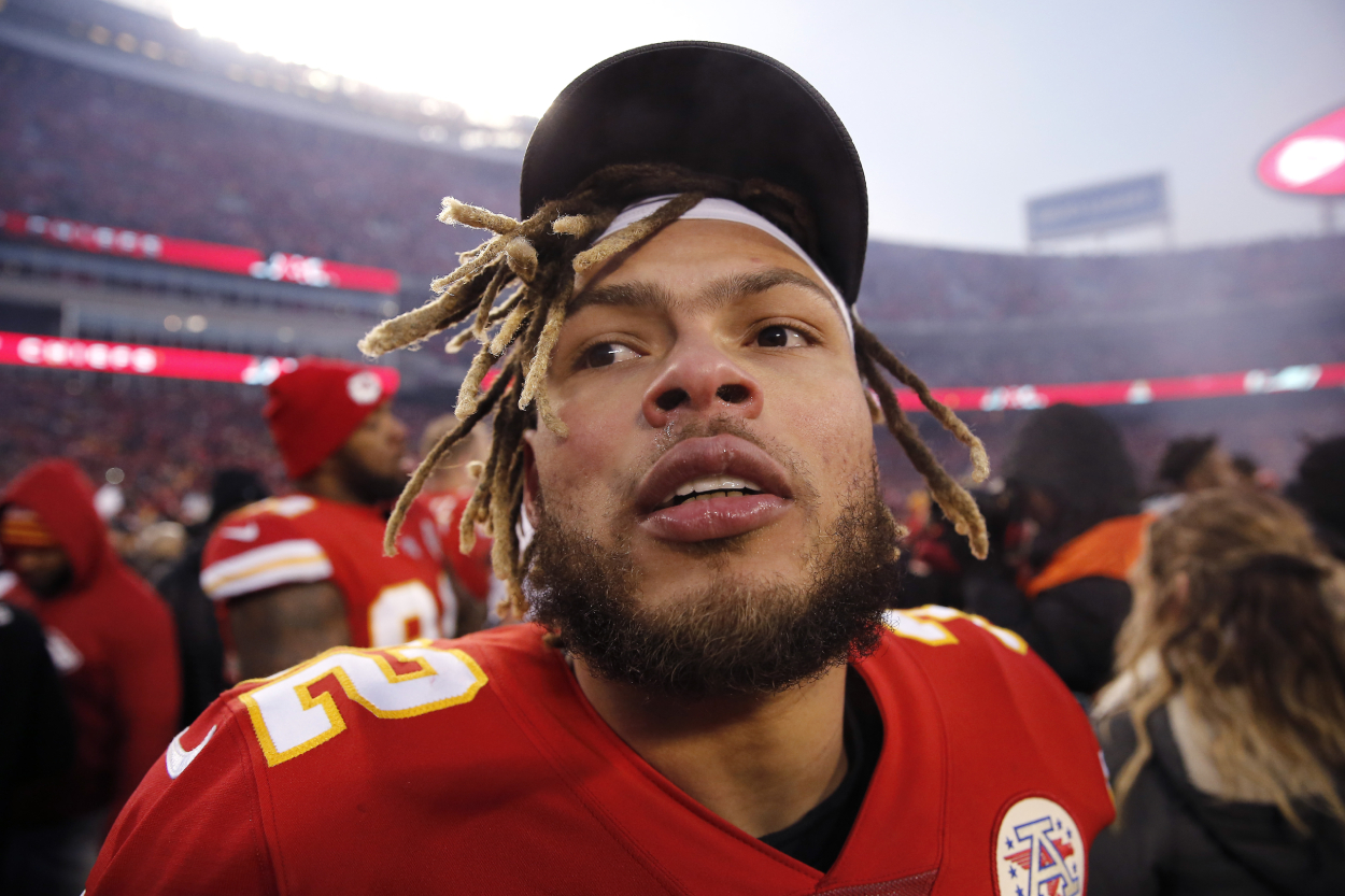 """Tyrann Mathieu is one of the most feared DBs in the NFL. However, he once feared for his life after calling an alleged killer a """"coward."""""""